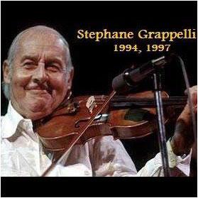 Stephane Grappelli (France, 1994, 1997)