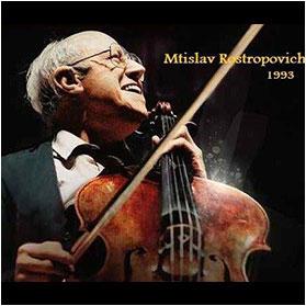 Mstislav Rostropovich (Russia, 1993)