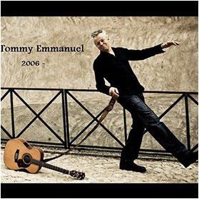 Tommy Emmanuel (Australia, 2006-2016)