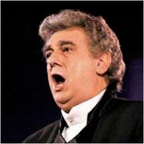 Placido Domingo(Spain, 1990)