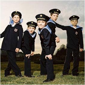 Vienna Boys' Choir(Austria,1991 -2008)